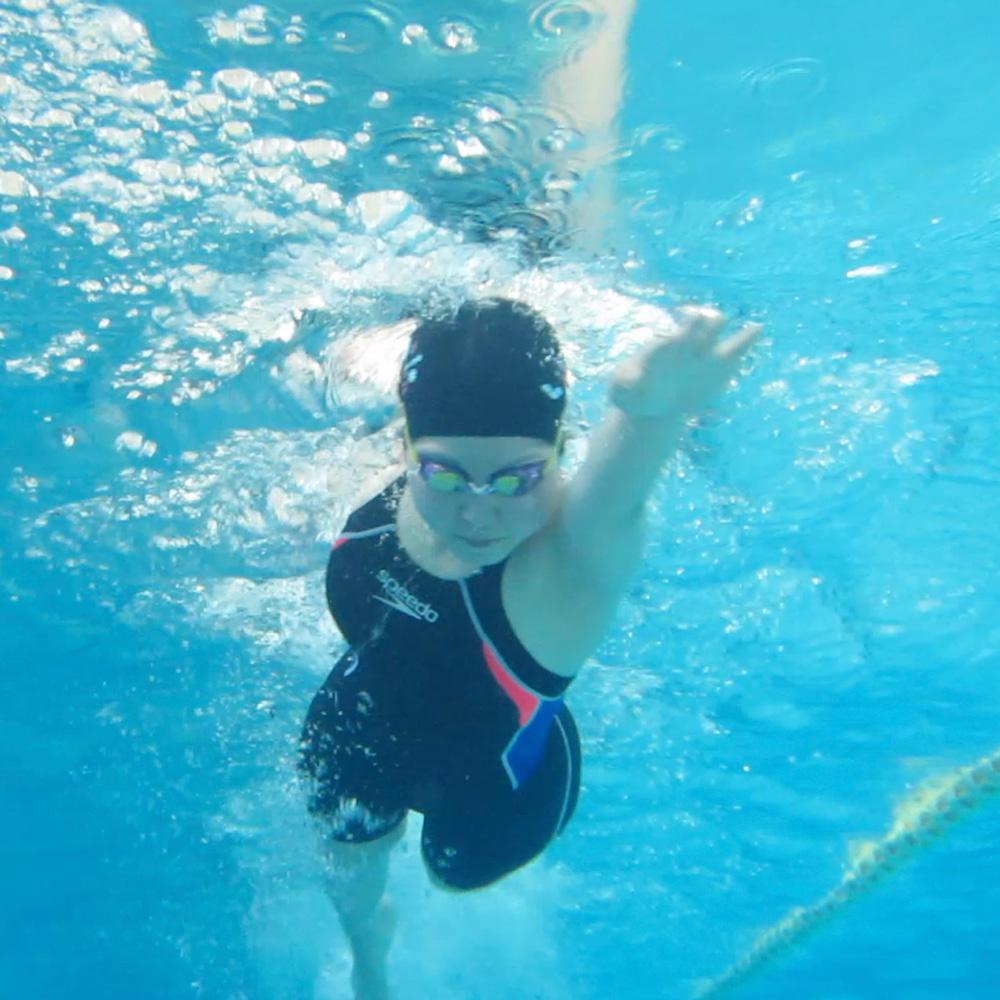 中島 笑美 競泳